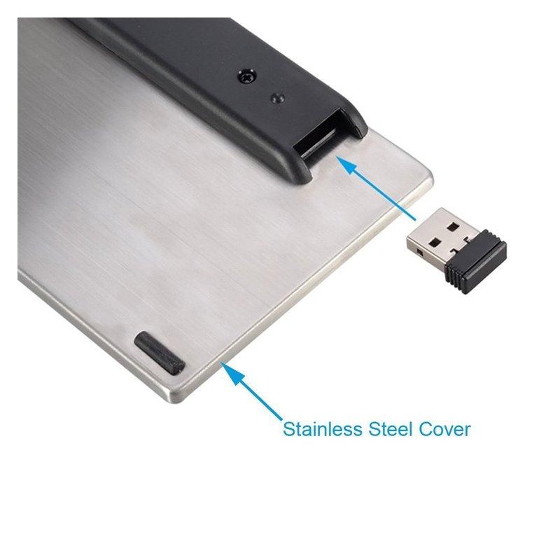 Rii compact K12+ Ultra Slim Keyboard + Touchpad